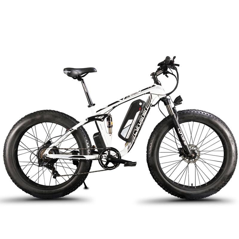 Richbit New 36v250w Electric Bike Mountain Hybrid Electric Bicycle