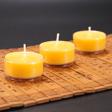 4 Hours Burning Natural Butter Lamp Candles, Ghee Candles, Plastic Cover With Good Thermostability, Daily Use Or Buddha-Pray
