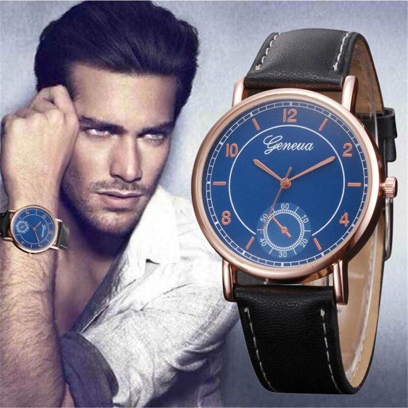 Relogio Masculino 2016 Wristwatch Mens Business font b Quartz b font watch font b Top b