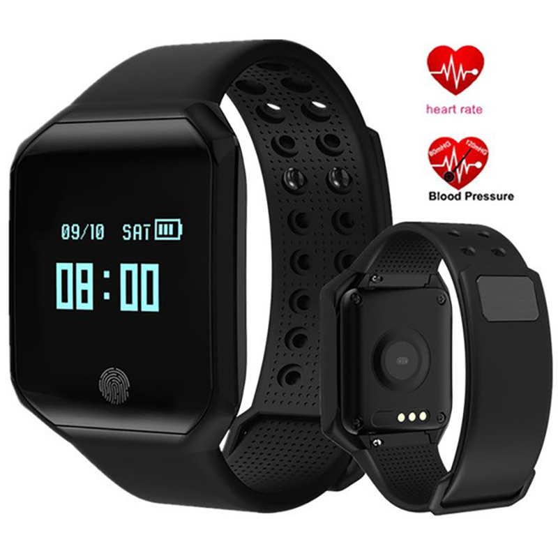 Smart Bracelet Z66 Waterproof Pedometer Men Band Heart Rate Blood Pressure Monitor Sport Sleep Tracker Watch For xiomi Lenovo