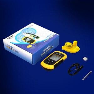 Image 5 - LUCKY Wireless Fishfinder Echo Sounder For Fishing 40m Depth Range Sonar Fish Finder Portable FFW1108 1