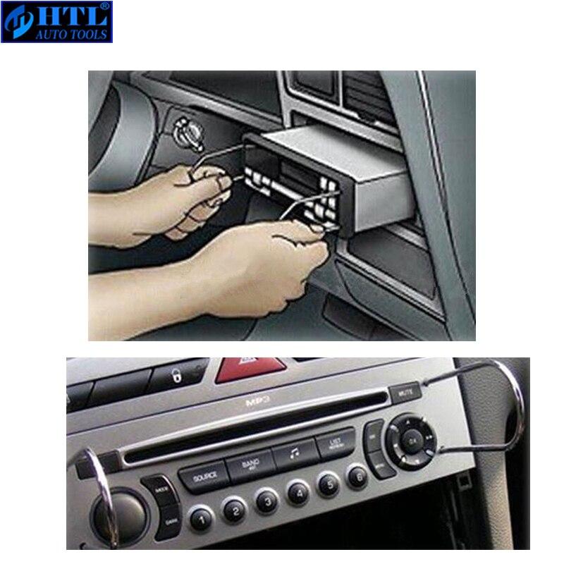 Инструменты для удаления радиоприемника, 20 шт., удаление панели дверей, реалистичное стерео головное устройство, аудио клавиши, навигация, т...