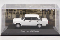 IXO Altaya 1 43 Scale Lada Laika 2105 1991 Toys Car Diecast Models Limited Edition Collection