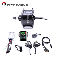 2019 Color display Waterproof 48v750w Bafang Fat Rear Electric Bike Conversion Kit Brushless Motor Wheel With Ebike System