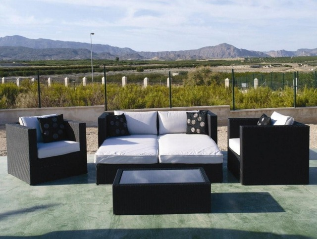 Sigma all weather rattan furniture outdoor sofa sets modern couches hot sale