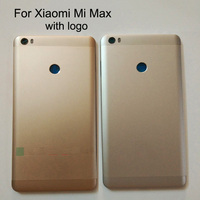Back Housing 6 44 Inch For Xiaomi Mi Max Battery Back Cover Door Rear Case Replacement