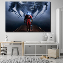 Prey Game Morgan Alex Le WaltherDahl HD Canvas Paintings For Living Room Borne Modern Wall Art Oil Painting Poster Home Decor