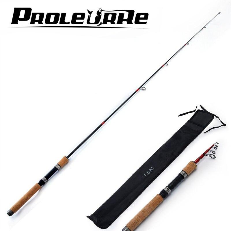Professional 1.6M Telescopic Fishing Rod Kit with Fishing Reel Lure Hook Good