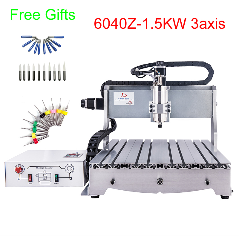 600*400mm working area Mini CNC milling machine with 1.5KW water cooling spindle for metal carving and drilling600*400mm working area Mini CNC milling machine with 1.5KW water cooling spindle for metal carving and drilling