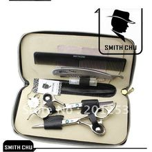 Cutting scissors and Thinning Scissors professional kits,Hair for household,6.0inch,JP440C, 1set/lot