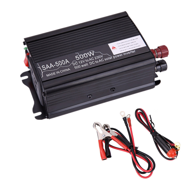 500w Modified Sine Wave Inverter Controlled By Pic16f628a