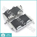 Left Right New Aluminium Cores Offroad Motorcycle Bike Radiator x2 Fit For Honda CR 250 02 03 04 05 06 07
