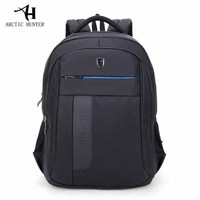 ARCTIC HUNTER Backpack Men 15.6 inch Notebook Computer Backpack Nylon Business Casual Travel Bags Wear Resisti Men's School Bags