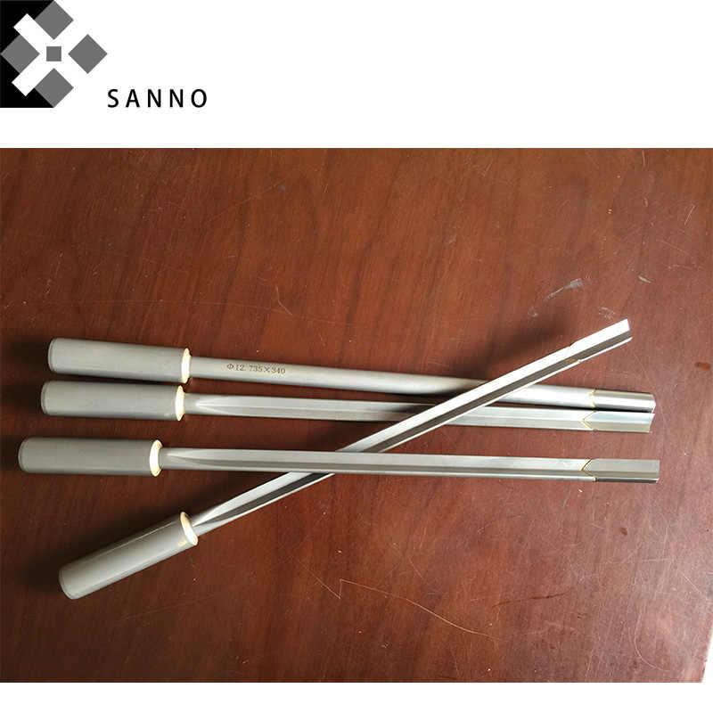 4.0 mm Short Minicut Carbide Coolant Hole Drill with AlTiN