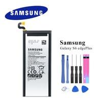 Bateria 100% original para samsung galaxy s6 edge plus + EB-BG928ABE g928p  g928f  g928v  g9280  g9287  SM-G9280 mah  com ferramentas