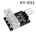3pin KY-031 Percussion Knocking Knock Sensor Module Diy Starter Kit KY031