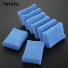 8Pcs Blue Car Cleani...