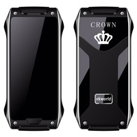 VKWorld Crown V8 Phone 1 63 Inch OLED Screen CPU SC6531D Dual SIM 2G Network Cellphone