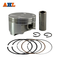 Motorcycle Piston Ring For Suzuki DR350 DR 350 Piston Kit 83mm 4mm Overbore 1990 1999