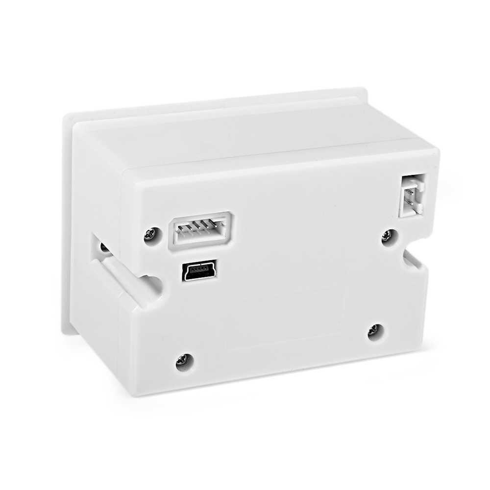 Goojprt QR204 58 мм Micro встроенный чековый Термальность принтер RS232/TTL USB Панель высокое Скорость печати 50-85 мм/S Белый Цвет