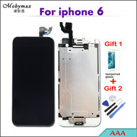 LCD Screen For IPhone 6 A1586 A1549 Replacement Display Full Assembly Digitizer Home Button Front Camera
