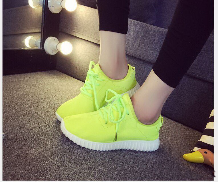 2015 spring and autumn fashion canvas shoes han edition thick sponge font b bottom b font