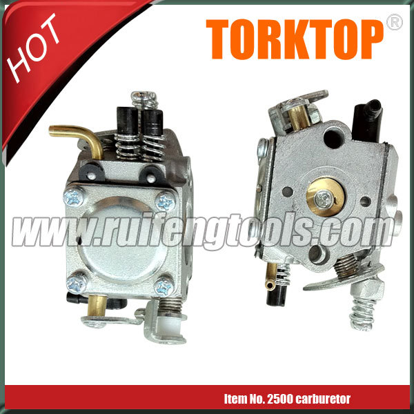 2500 25cc Chain saw Carburetor 2 stroke engine 2500 chainsaw free shipping clutch fits for 25cc 25cc 2500 chain saw spare parts