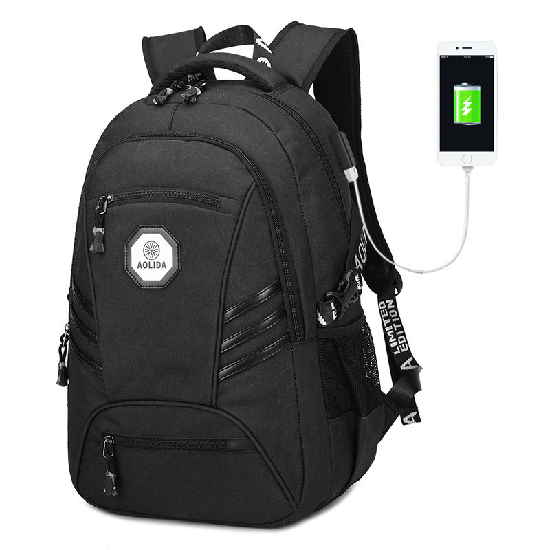 New Men Women Backpacks USB Charging Male Casual Back bag Travel Teenager Student back to School Notebook Laptop Back packNew Men Women Backpacks USB Charging Male Casual Back bag Travel Teenager Student back to School Notebook Laptop Back pack