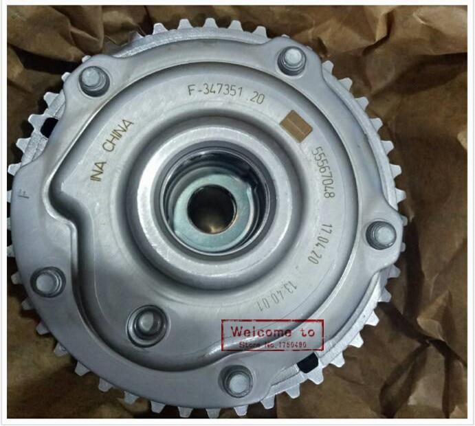 Original Camshaft Gear CAMSHAFT SPROCKET 55567048,55567049 FOR OPEL Astra H/Insignia/Signum/Vectra C or Zafira B Chevrolet Cruze