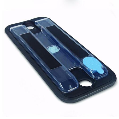 Peças originais de substituição para irobot pro limpo almofada do reservatório para braava chão esfregar robô alta qualidade frete grátis
