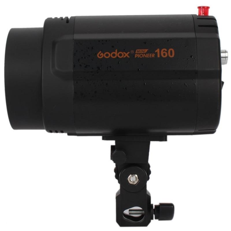 ФОТО Original GODOX 160DI 160Ws 160w Pro Photography Studio Strobe Photo Head Flash Light Lamp Lighting