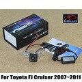 Carro de nevoeiro para Toyota FJ Cruiser 2007 ~ 2011 de luz de aviso / veículo aviso de colisão / à prova de choque de luzes