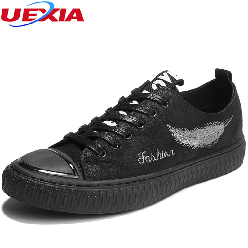 UEXIA Men Casual Shoes Spring Summer Lace-up British Style Breathable Fashion Flats Patchwork Leather Men Shoes Design Moccasins upuper 2018 oxfords men spring autumn new british lace up leather male casual shoes fashion mocassins breathable men s flats