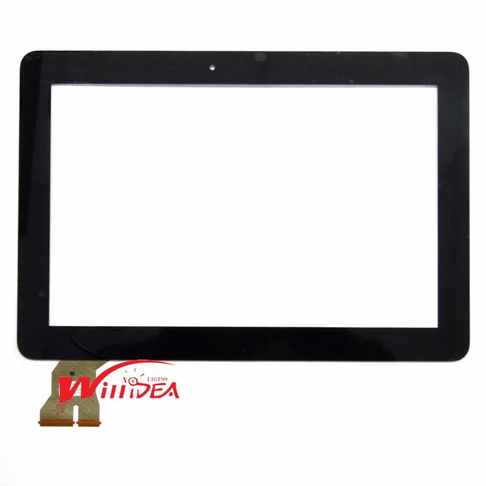 Prix pour Noir pour Asus Transformer Pad k018 TF103C TF103CG Tablet noir MCF-101-1521-v1.0 Panneau de L'écran Tactile Digitizer Capteur En Verre