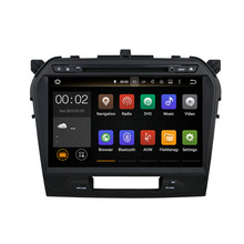 Runningnav Octa Core Android 6.0 Fit SUZUKI GRAND VITARA 2015 2016 – Car DVD Player Navigation GPS Radio