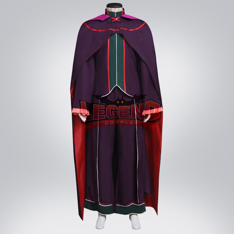 Cosplay legend Re: Life a Different World from Zero  Re:zero Petelgeuse Romaneeconti Cosplay adult costume Custom Made full set