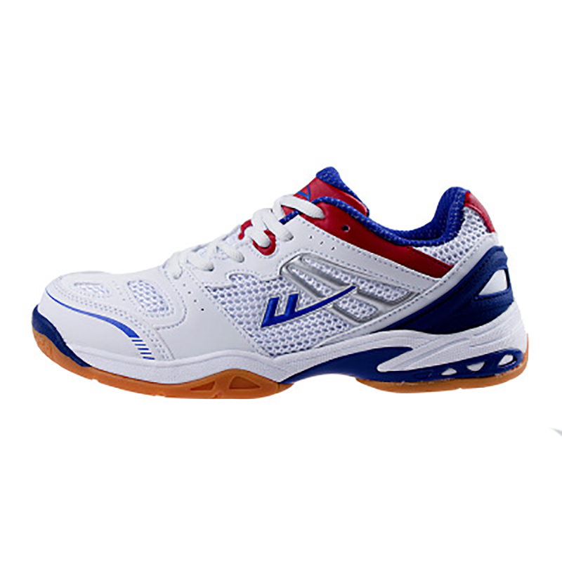 Couples Professionnel Badminton Chaussures Pour Hommes Femmes Graffiti Badminton Intérieur et en plein air Sneakers Lefusi Badminton Baskets