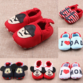 Infant Fashion New Cute Girls Cartoon Minnie Princess Shoe First Walkers Toddler Baby Shoes Newborn Crib Shoes 0-14M Prewalker