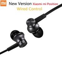 Original Mi Xiaomi Piston 3 Earphone In Ear 3 5mm Colorful Earphone With Mic Wired Control