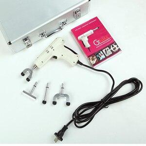 Image 3 - Wervelkolom Chiropractie 4 Heads chiropractie aanpassen instrument/Elektrische Correctie Gun Activator Massager/Impuls richter