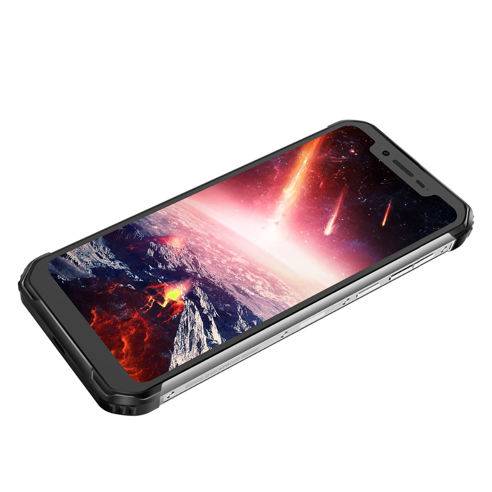 "Image 5 - Blackview BV9600 Pro IP68 Waterproof 6GB+128GB Mobile Phone 6.21"" Octa Core Android8.1 Wireless Charging NFC Dual SIM Smartphone-in Cellphones from Cellphones & Telecommunications"