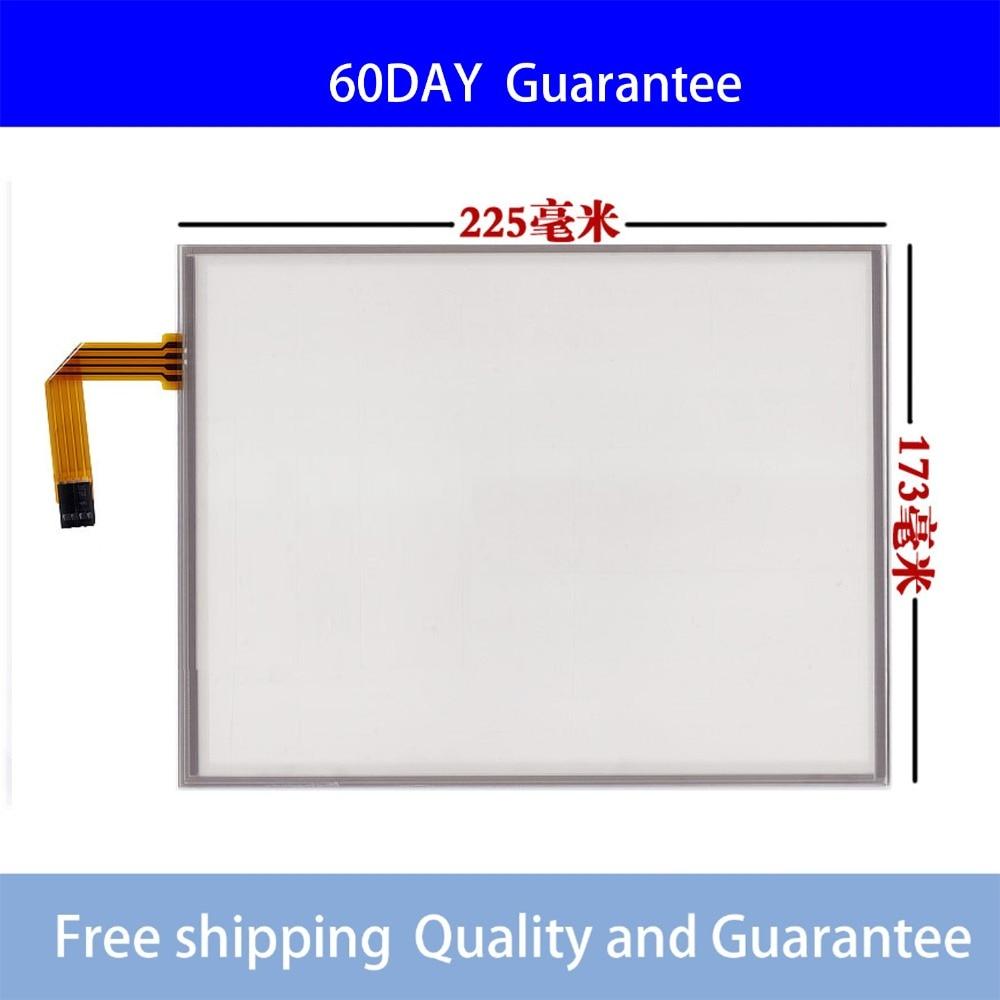 original new 10.4'' inch touch screen LQ104V1DG52 / 51 G104SN03 V.1 V.0 AMT 9509 handwriting screen 225*173