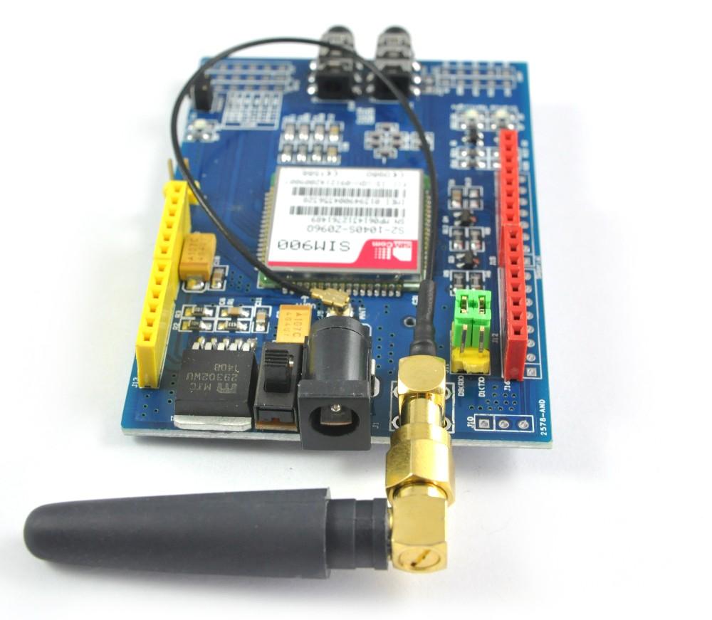 FZ1213-sim900 gps module (4)