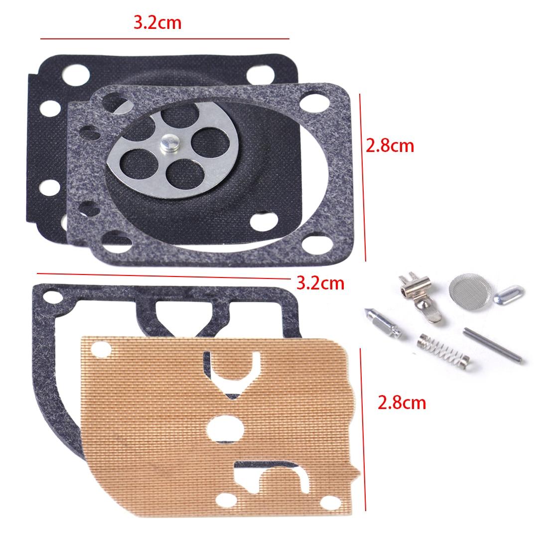 LETAOSK High Quality Carburetor Repair Rebuild Diaphragm Gasket Kit For STIHL 024 MS240 026 MS260 Chainsaw