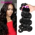 Peruvian Virgin Hair Body Wave 3 Bundles Human Hair Weave 7a Grade Unprocessed Virgin Hair Peruvian Body Wave Bundles Deals