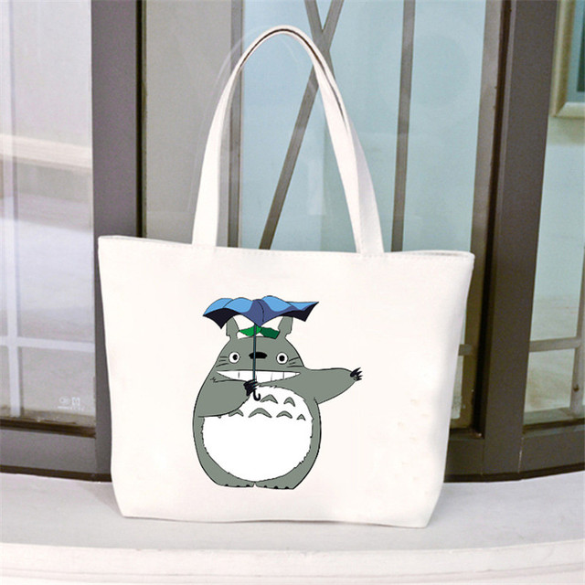 My Neighbor Totoro Tote Bag – Style 2