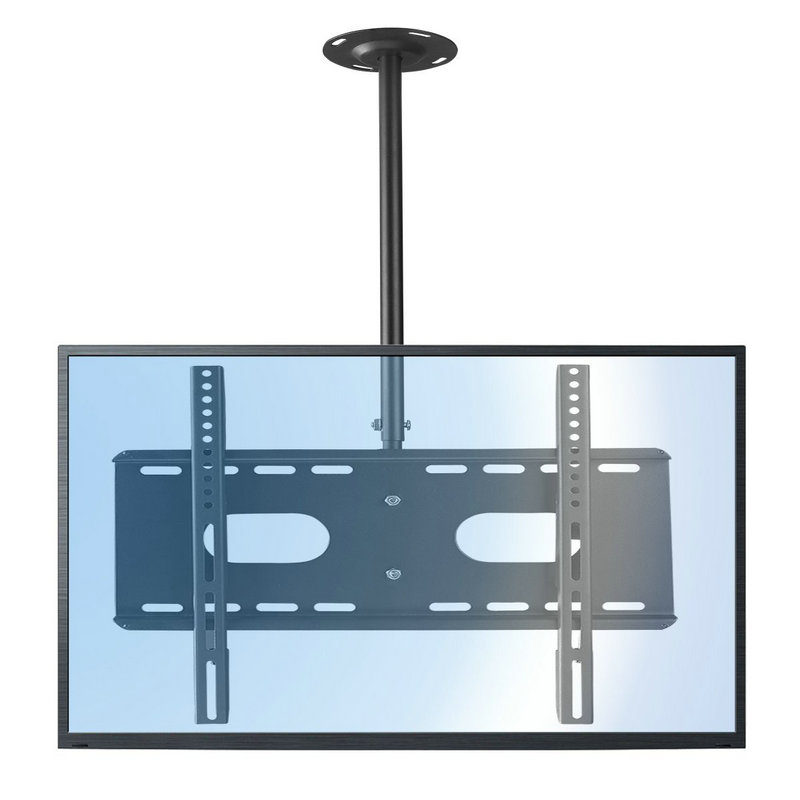 Ceiling TV Mount Bracket Fits up to 60 LCD LED Plasma Monitor Flat Panel Screen Display with VESA 600x400 (Max)