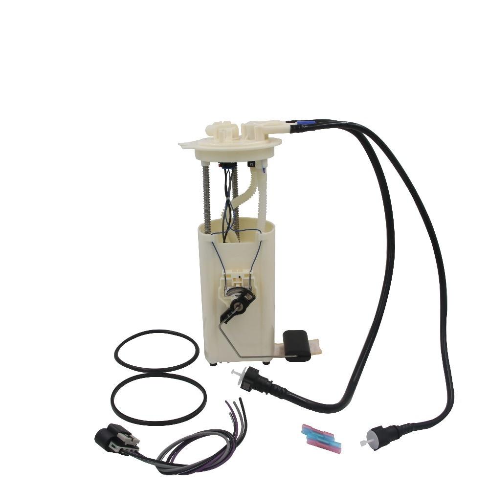 ФОТО For Chevrolet Pontiac Oldsmobile New Electric Fuel Pump Module Assembly w/Level Sensor Sending Unit E3507M