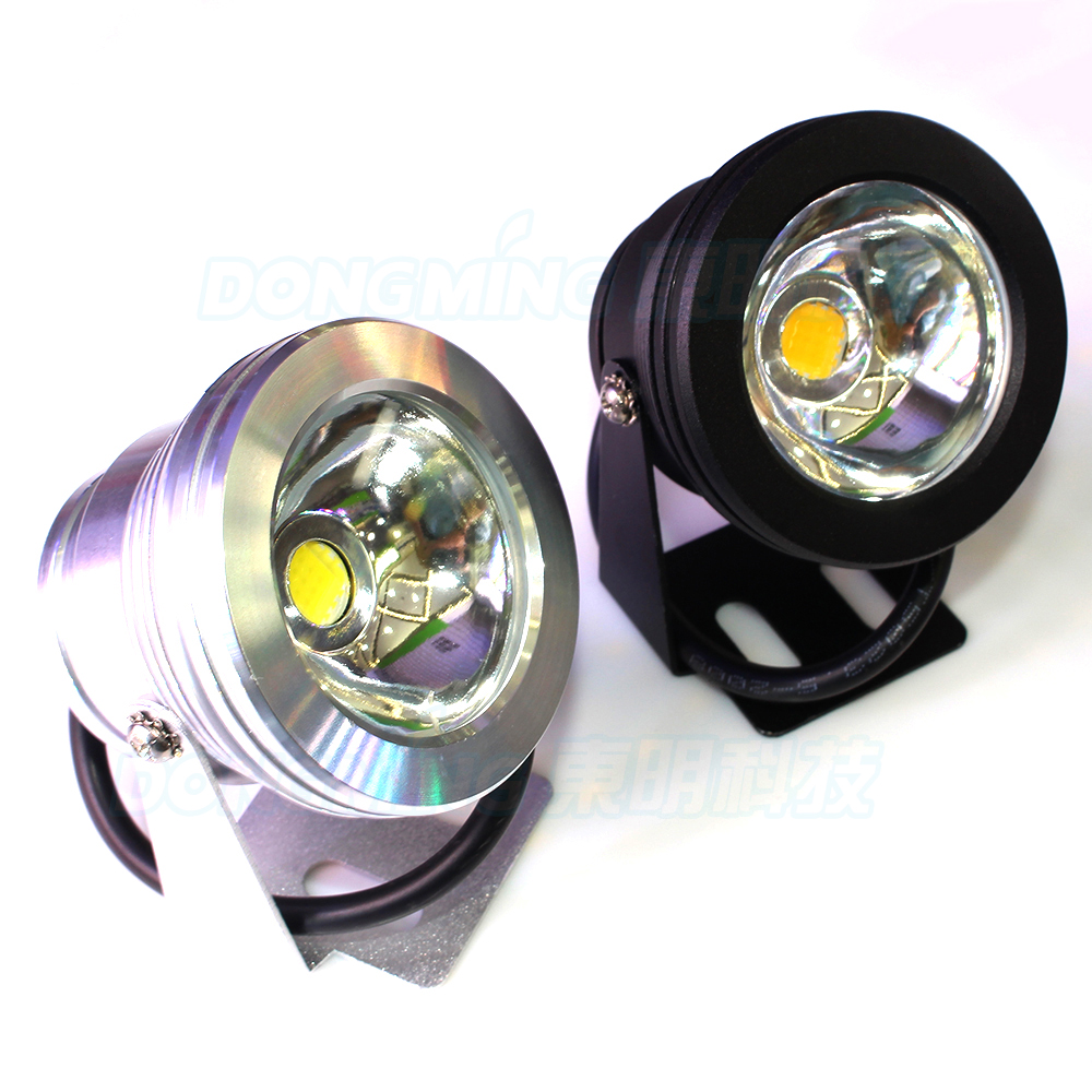 10W 12V RGB Underwater led light Waterproof IP68 Aluminium 1000LM ... for Underwater Led Lights For Fountains  565ane