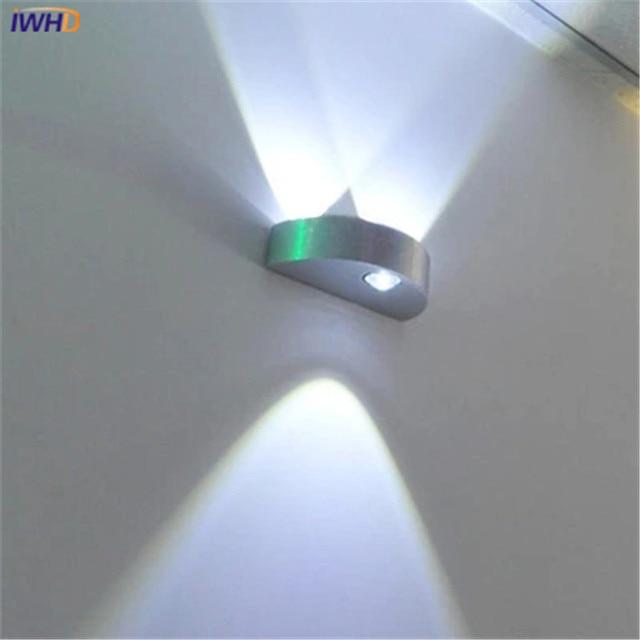 3 W LED Wandlamp Moderne AC85 265V Voor Thuis Badkamer Slaapkamer ...